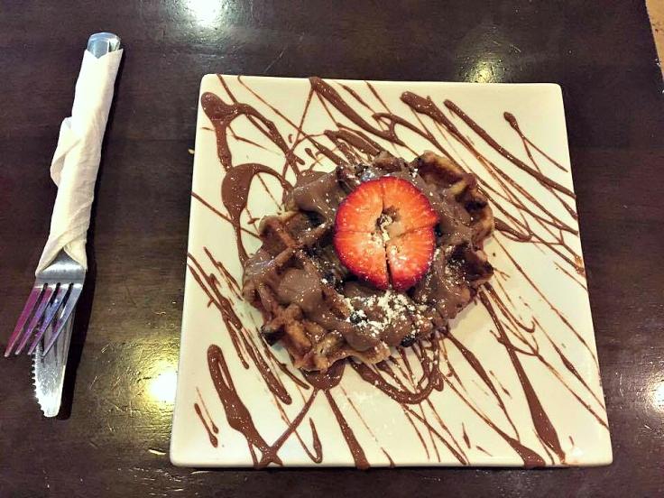 choc-waffle